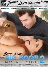 James Deens Big Boob Massage Movie 2