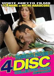 Transsexual Paradise #3 4-Disc Collector Pack Porn Movie