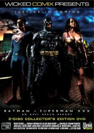 Batman V. Superman XXX: An Axel Braun Parody Porn Movie