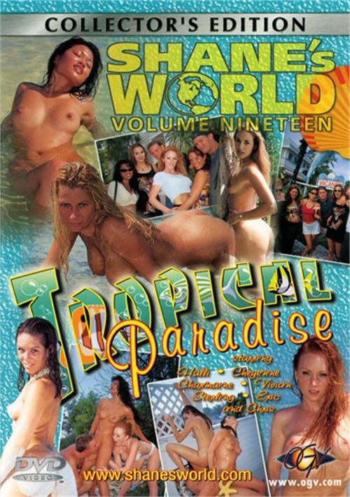 dvd tropical paradise orgy