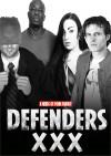 Defenders XXX Boxcover