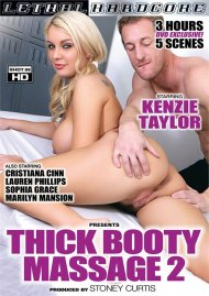Thick Booty Massage 2 porn video from Lethal Hardcore!