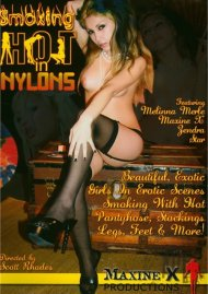 Smoking Hot in Nylons Porn Video