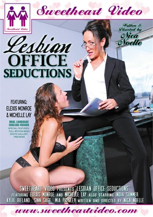porn Mia lesbian office