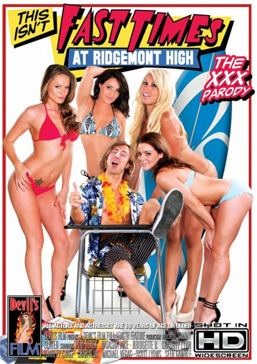 This Isnt Fast Times At Ridgemont High: The XXX Parody