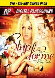 Riley Steele Strip For Me (DVD + Blu-ray Combo) Porn Movie