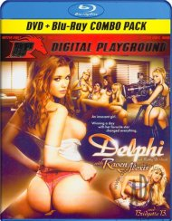 Delphi (DVD + Blu-ray Combo) Blu-ray Porn Movie