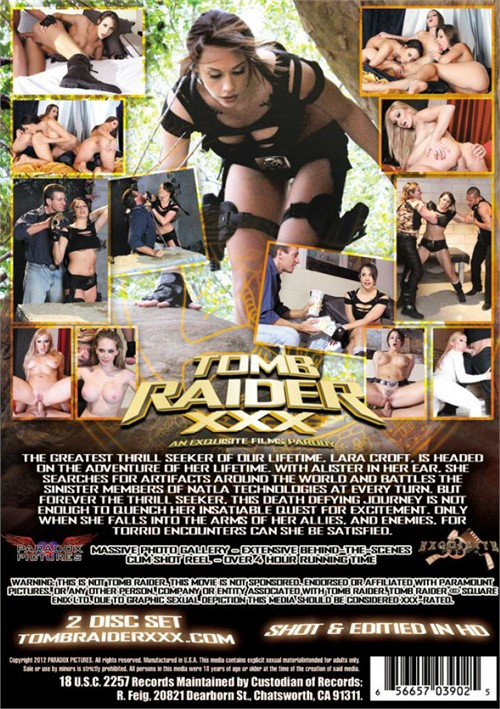 Lara Croft Porn Parody - Tomb Raider XXX: An Exquisite Films Parody 720p HD720p HD