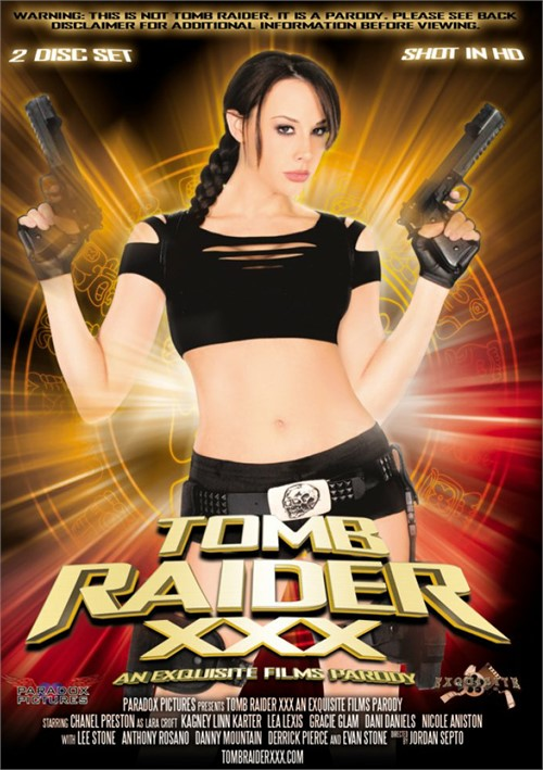 Tomb Raider Xxx An Exquisite Films Parody 2012  Adult -3325