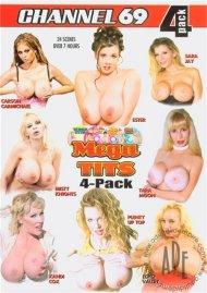 Mega Tits 4-Pack Porn Movie