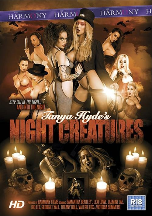 Tanya Hydes Night Creatures