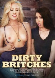 Dirty Britches DVD porn movie from Girlsway.