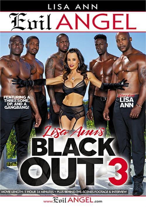 Lisa Ann's Black Out #3 Gangbang Rob Piper XXX MILF