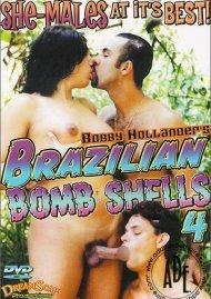Brazilian Bomb Shells 4 Porn Movie