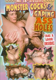Monster Cocks & Gaping Assholes Porn Movie