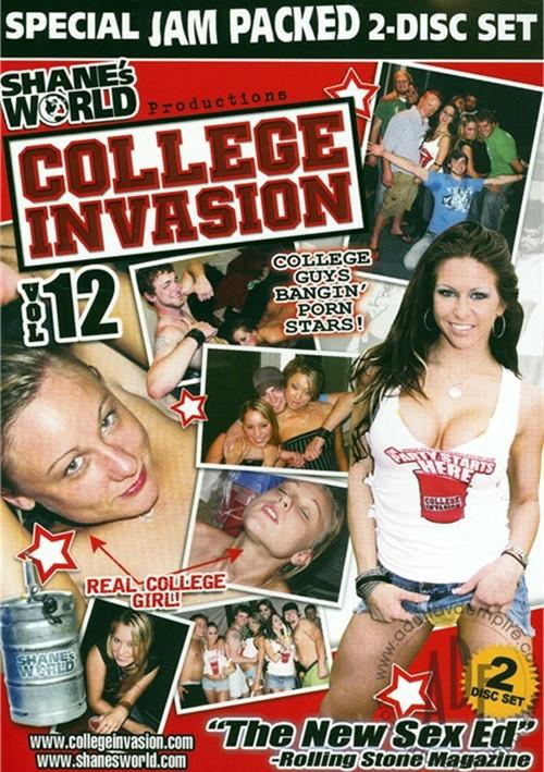College Invasion Vol. 12