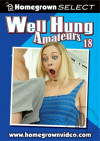 Well Hung Amateurs 18 Boxcover