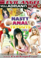 Nasty Anal Tryouts Porn Movie