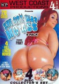 She Got Way Mo Ass 4-Pack Porn Movie