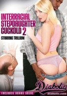 Interracial Stepdaughter Cuckold 2 Porn Video