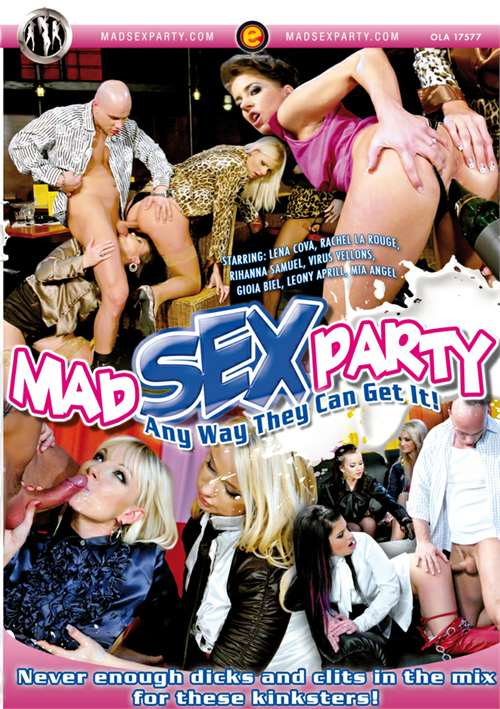 discreet sex party - Mad Sex Party: Any Way They Can Get It!