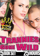 Trannies Gone Wild (5-Pack) Porn Movie