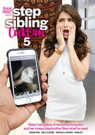 Step Sibling Coercion 5 Movie