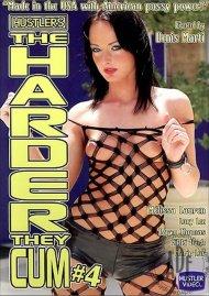 Harder They Cum #4, The Porn Movie