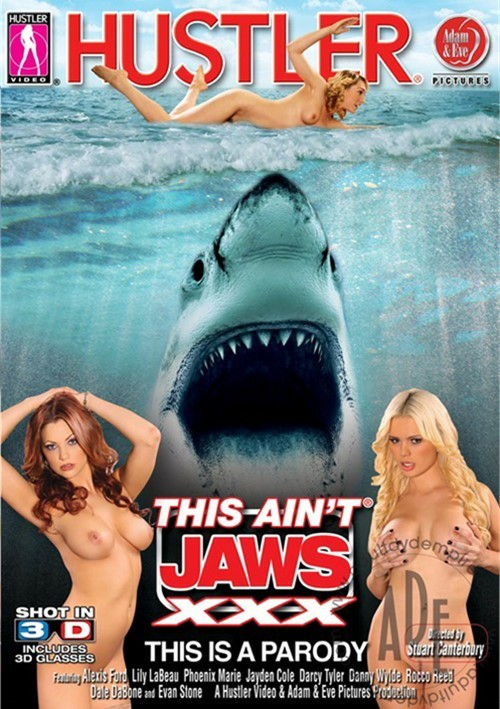 This Ain't Jaws XXX 3D
