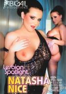 Lesbian Spotlight: Natasha Nice Porn Video