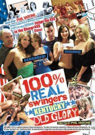 100% Real Swingers: Kentucky Porn Video