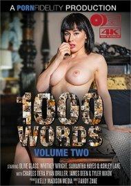 1000 Words Vol. 2 porn DVD from Pornfidelity.