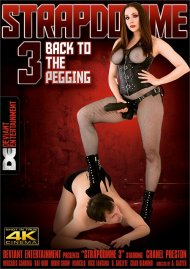 Strapdomme 3: Back To The Pegging Porn Video