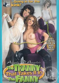 Tranny That Takes It In The Fanny, The Porn Movie