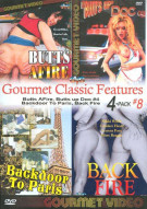 Gourmet Classic Features #8 (4 Pack)  Porn Movie
