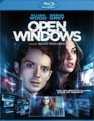 Open Windows Blu-ray Movie