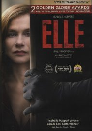 Elle porn DVD from Sony Pictures Home Entertainment.