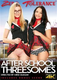 After School Threesomes Porn Movie