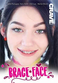 Brace Face DVD porn movie from Crave Media.