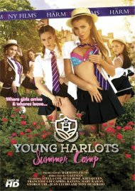 Young Harlots: Summer Camp HD porn video from Harmony.