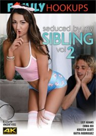 Seduced By My Sibling Vol. 2 Porn Movie