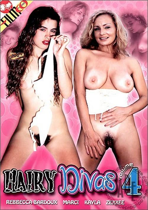 hairy divas