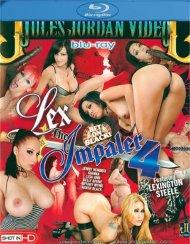 Lex the Impaler 4 Blu-ray porn movie from Jules Jordan Video.