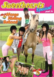 Sweethearts Special Part 14: Horse Riding School Porn Video