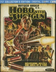 Hobo With A Shotgun: Collectors Edition (Blu-ray + Digital Copy) Blu-ray Movie