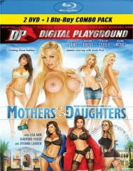 Mothers & Daughters (2 DVD + Blu-ray Combo) Blu-ray Porn Movie