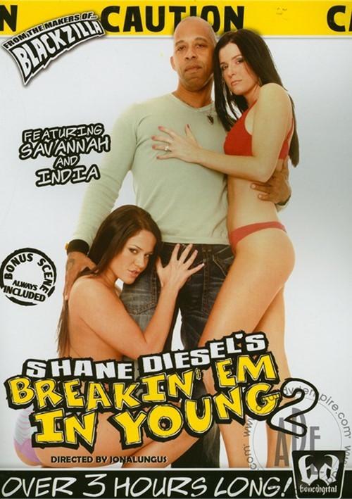 Shane Diesels Breakin Em In Young 2