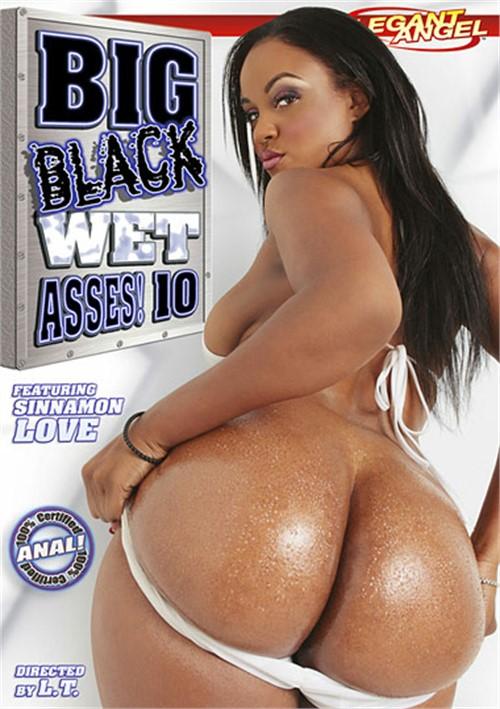Wet black anal