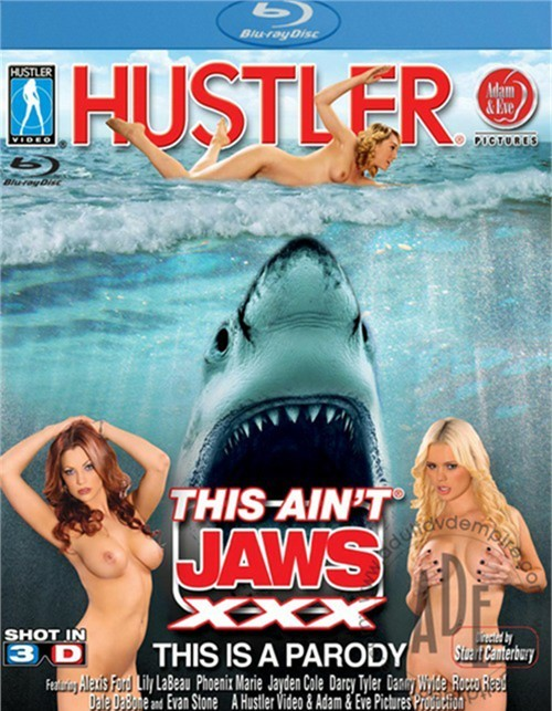 This Aint Jaws XXX in 3D