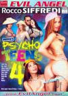 Rocco's Psycho Teens 4 Boxcover